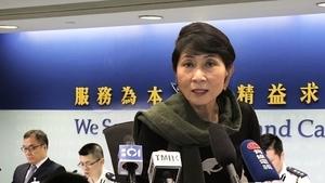 港警突然取消記者會 毛孟靜公佈太子站內情
