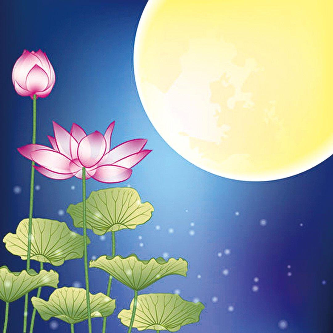 今人不見古時月,今月曾經照古人」。從古至今,多少人仰望星空,在如水的月色中,與皓月相視無語;又有多少文人墨客借月抒懷,賦予月亮生命與情感(fotolia)