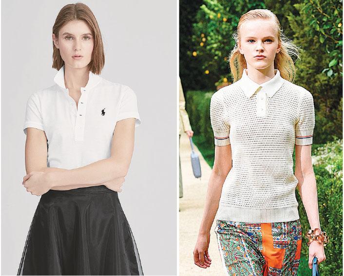 Ralph Lauren的經典Polo shirt是大眾衣櫥的必備單品。(Ralph Lauren)