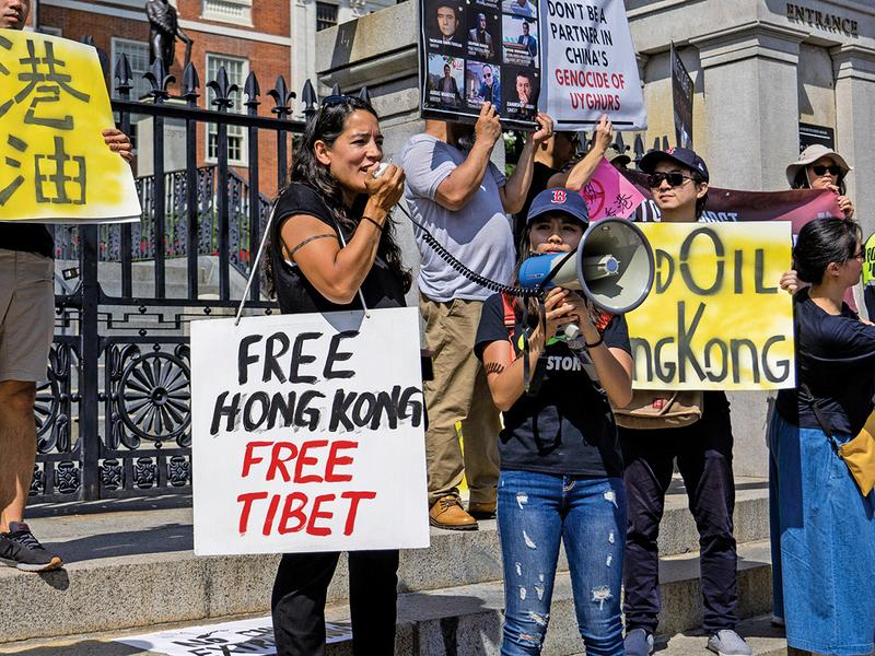 中共嚴控西藏 香港人不得入
