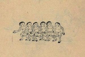 古籍中的小人:喜戴紅柳以幼為尊