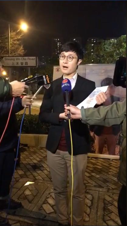 劉穎匡選舉呈請勝訴  斥「政治篩選」仍存在
