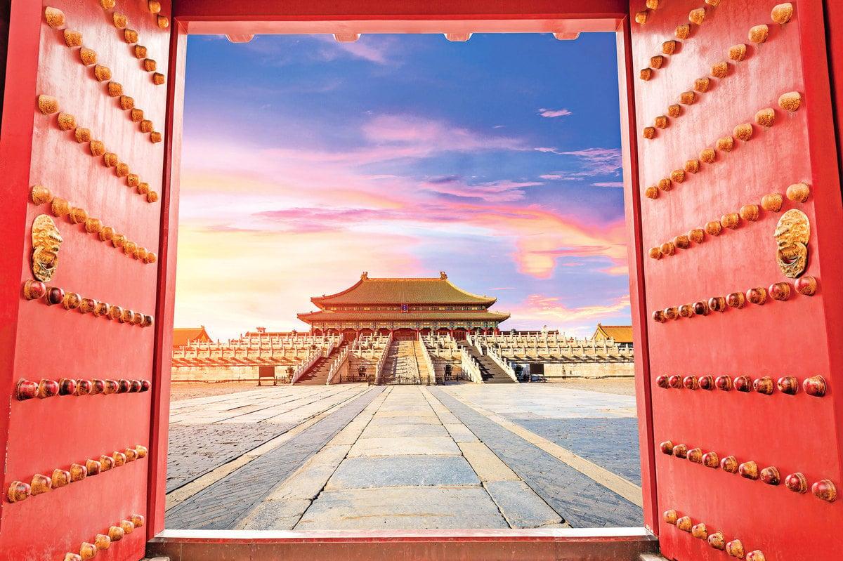 科舉最終考——殿試,在皇宮的奉天殿前,由天子親自擔任主考。(Shutterstock)