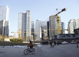 大陸開發商打折賣房 最高每平米降萬元