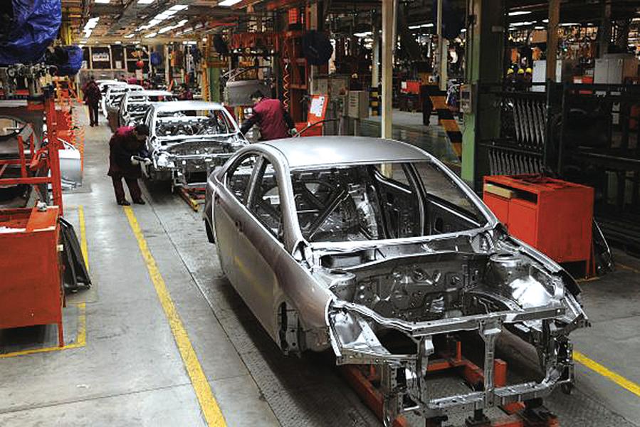 汽車銷量降6.9%  陸多城放寬限購