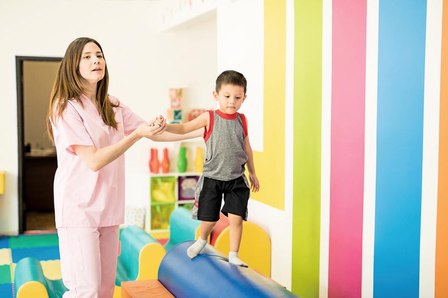 淺談兒童動作協調問題