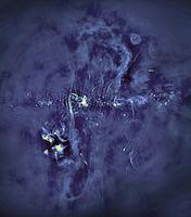 銀河系中心超強爆發 巨大射電氣球首被發現