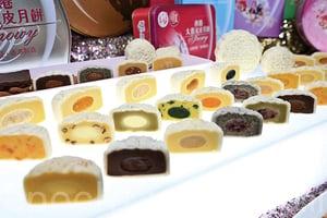 香港兩月餅品牌被政治化