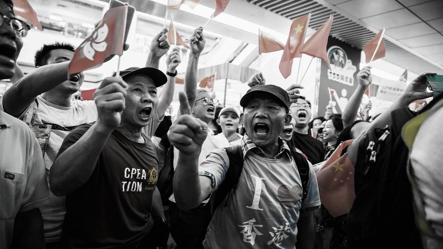 北京消息:中共調幾十億資金 分兩路壓制反送中