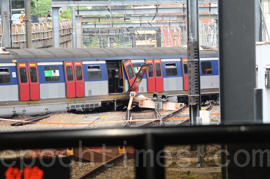 港鐵:意外屬罕見  3-6個月提供獨立調查報告