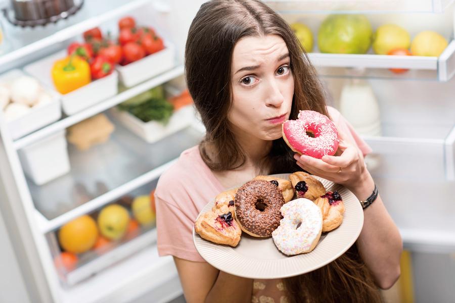 精緻糖攝取過量小心脂肪肝上身