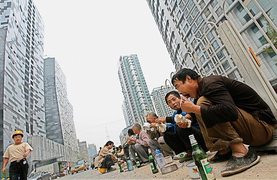 京樓市每平米降價近萬元 市場流拍頻現
