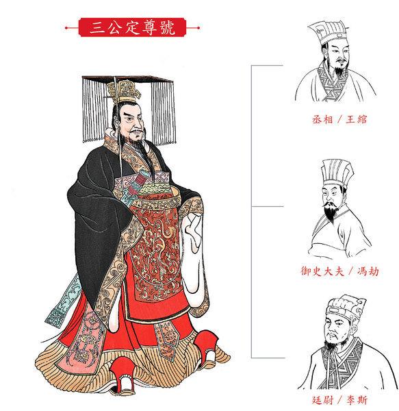笑談風雲【秦皇漢武】第一章 受命於天 ②