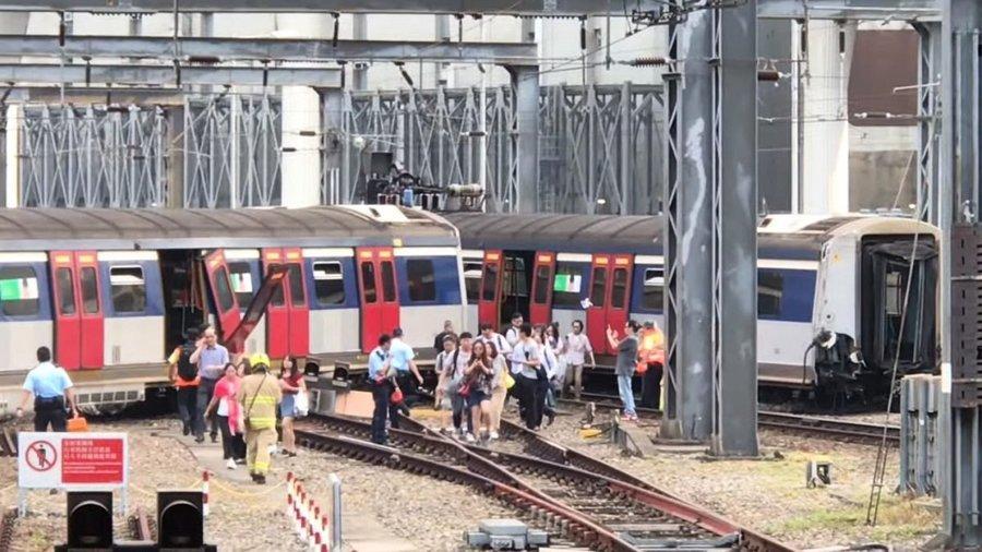港鐵:路軌發現第四條裂紋