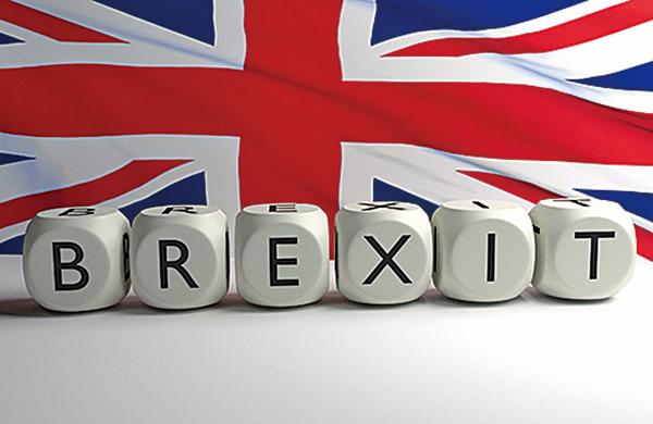 歐洲央行副總裁德金多斯:金融市場並不認為英國必然會出現硬脫歐。(Shutterstock)