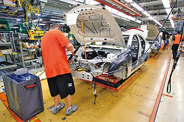 美工業生產意外攀高 景氣展望不容樂觀