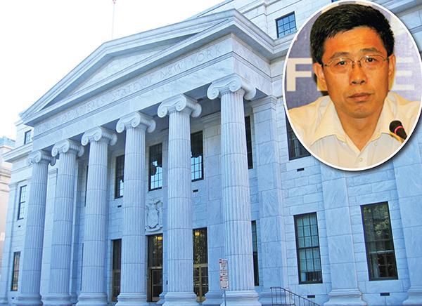 中共千人計劃在美代表 原外專局高官柳忠三被捕