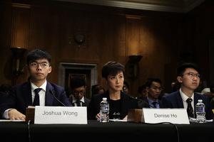 美參眾議員促加快審議香港人權法案
