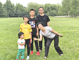 「709」律師謝燕益與妻子原珊珊 一個被監控十五年的中國家庭 (3)