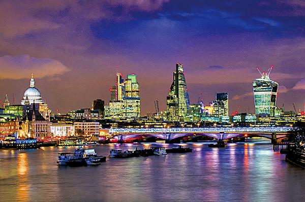 MIB的英國倫敦總部。
