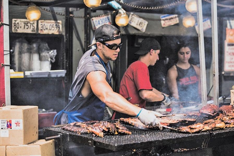 追著美食去旅行 造訪全球特色美食節