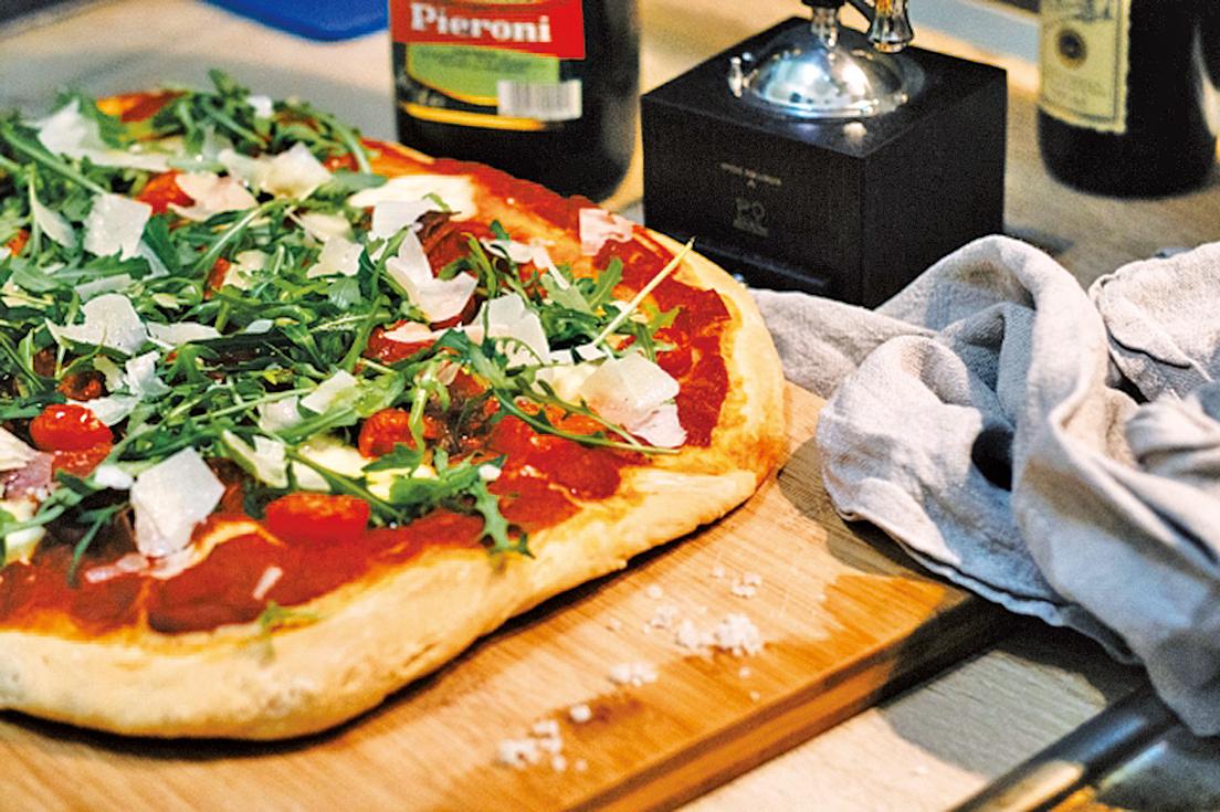 拿坡里薄餅村美食節每年都吸引眾多Pizza愛好者前往。