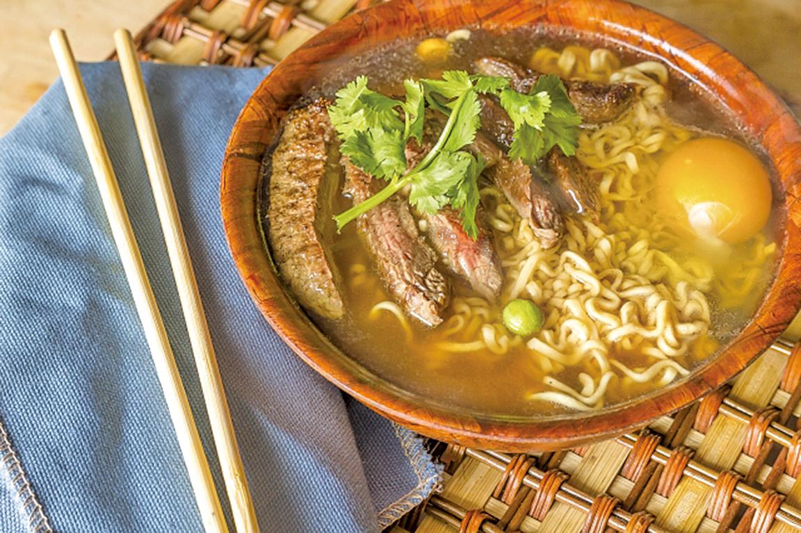 東京拉麵秀是老饕們必去的美食展,旅客可品嚐不同的風味,滿足味蕾的享受。