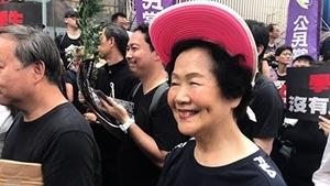 陳方安生給北京「支招」 批一國兩制運作不好