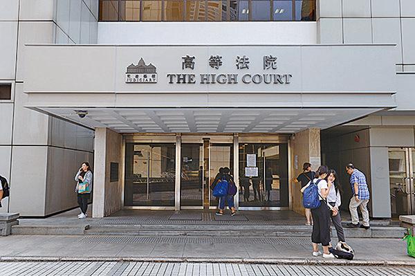 高等法院昨日頒令,港鐵需要妥善保管8.31太子站事件的閉路電視片段,直至法庭就是否披露有關片段的申請達成裁決為止。(宋碧龍/大紀元)