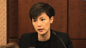 香港抗爭者警告自由世界:共產黨的威脅已經逼近