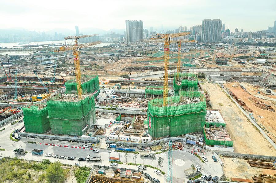 【樓市動向】 政府喪失土地政策主導權 CCL高位累跌2.9% 港九靠穩新界東急跌2%