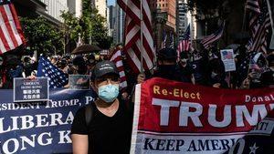 「香港解密」曝光抗爭者信息 中共黨媒籲轉發