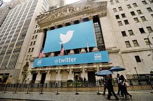推特再刪4,301個的中國帳號