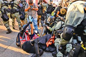 人權監察譴責警方濫捕救護員