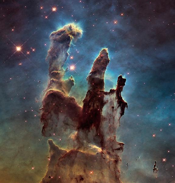 新發現:「巨型象鼻」 比「創生之柱」大十倍