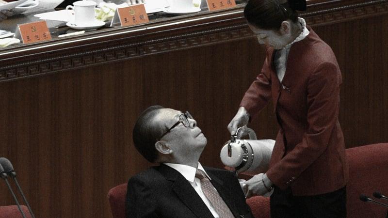 江澤民專列上神秘錄像 傳劉志軍匿藏於海外