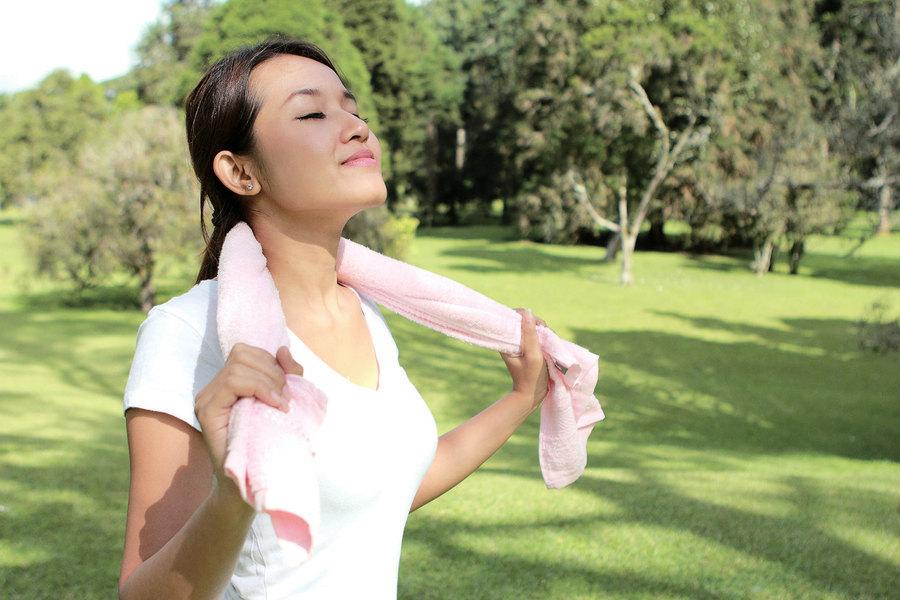 善用腹式呼吸讓身體釋放輕鬆荷爾蒙