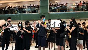 反送中怒火延燒 香港抵制華為等親共企業
