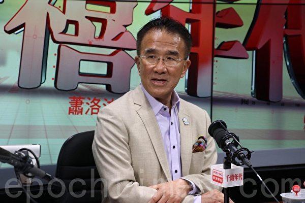 田北辰促獨立調查 解決社會分化 修補撕裂