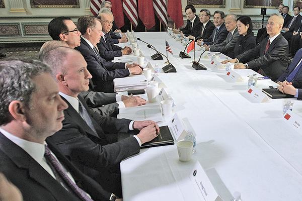 劉鶴兩周內赴美貿易談判