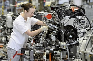 德國PMI指數續降 第三季恐經濟衰退