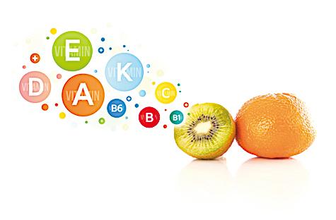 良好飲食習慣 攝取適量的水果
