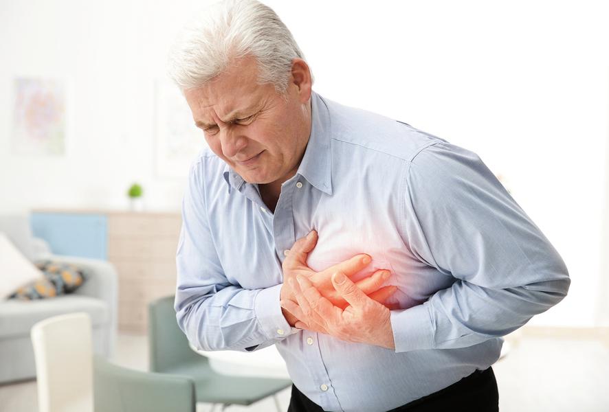 胸背劇烈撕痛 恐是主動脈剝離