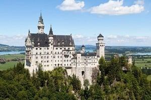 中國夫婦遊德國新天鵝堡離奇失蹤
