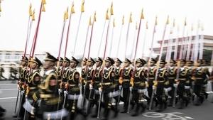 港媒:港人的抗爭讓中共閱兵破相