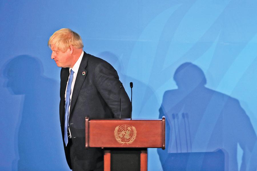 關閉國會 英首相被判非法