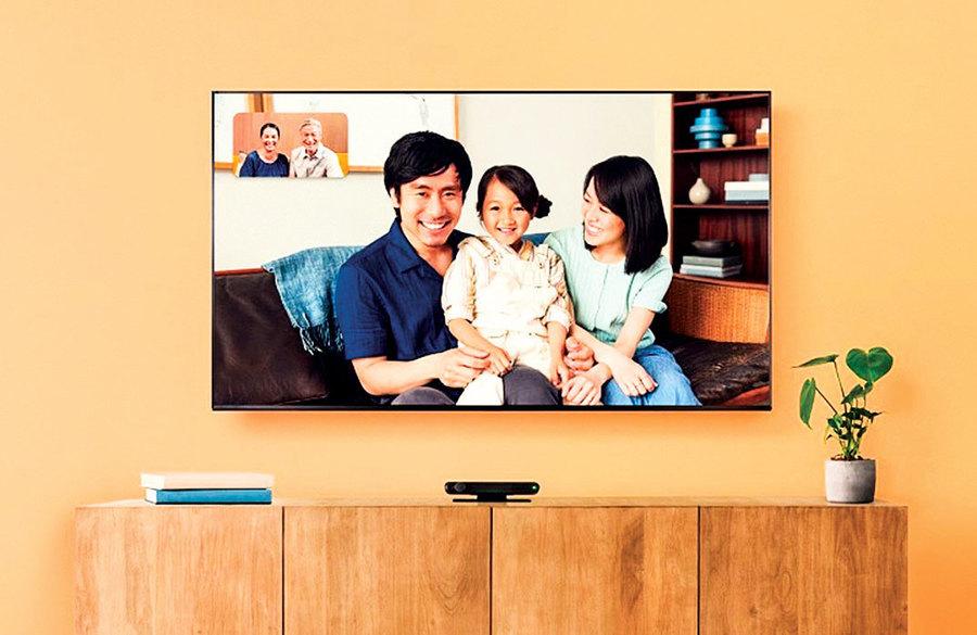 臉書推出Portal TV 可通過大屏幕電視聊天
