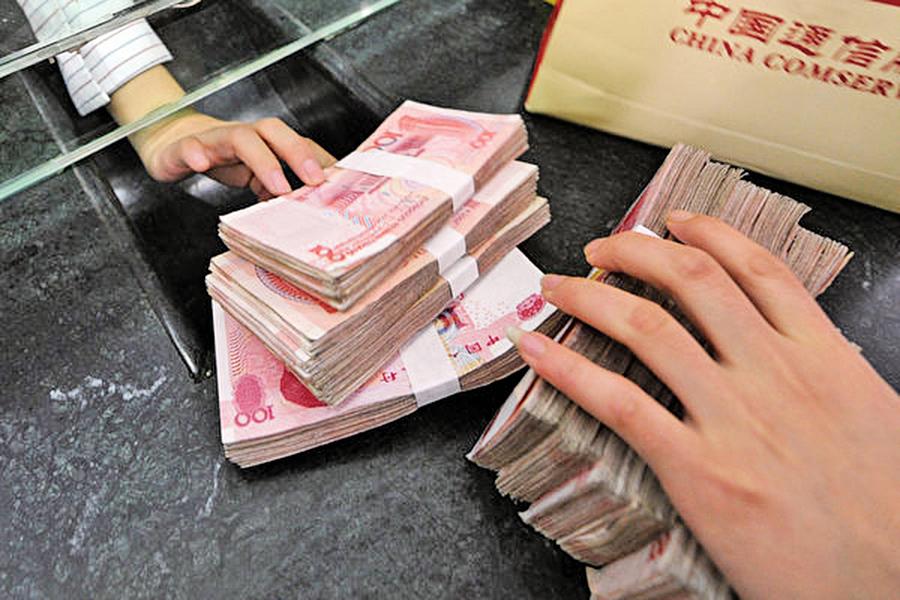中國居民負債率或超82% 銀行已做壞賬最差打算
