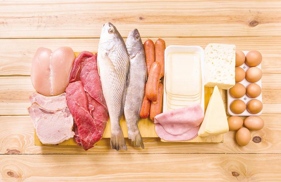 每餐攝取蛋白質有上限? 醫生實據告訴你