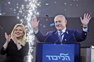 獲以色列總統要求 以色列總理將組新政府